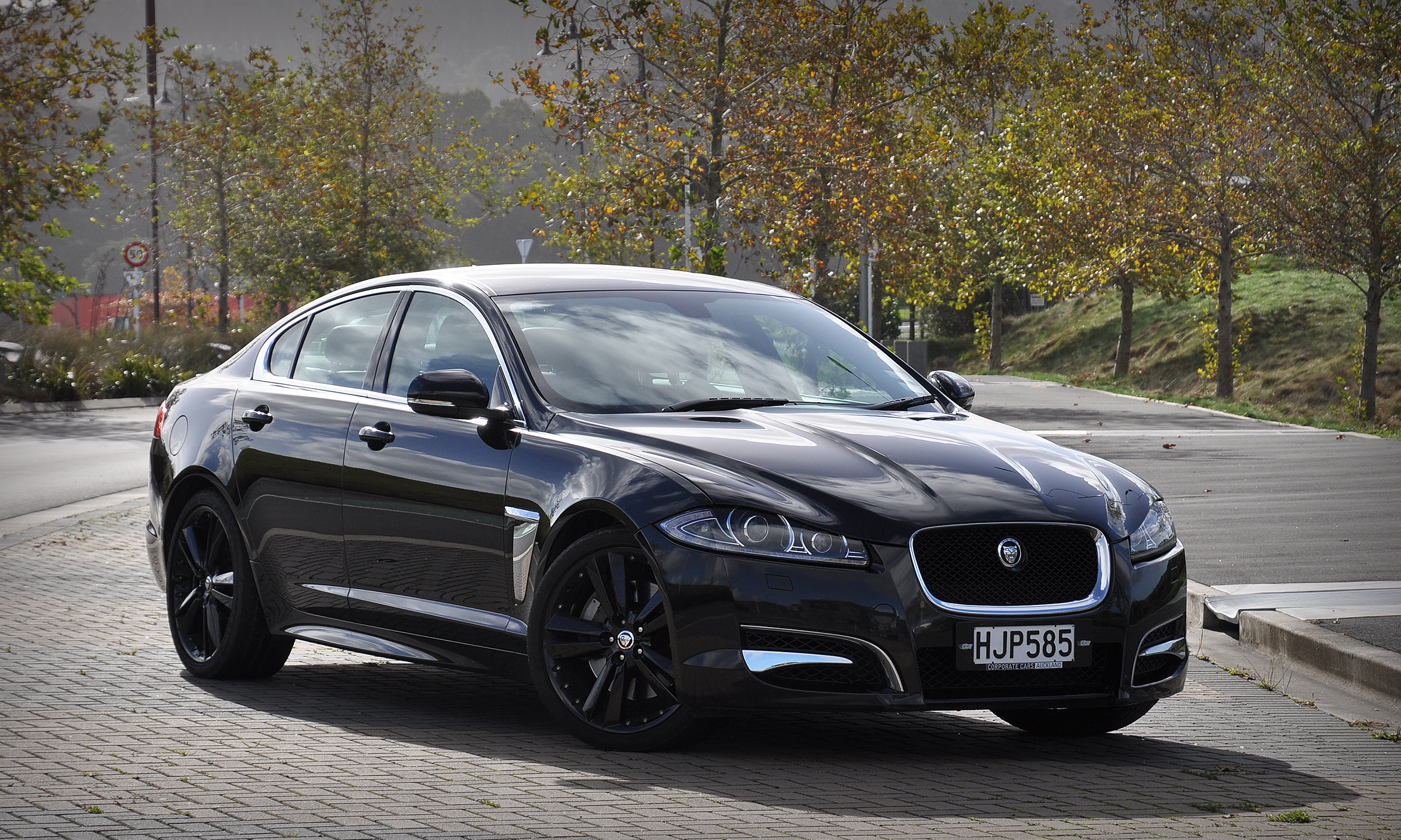 Jaguar XF S Premium Luxury 2013