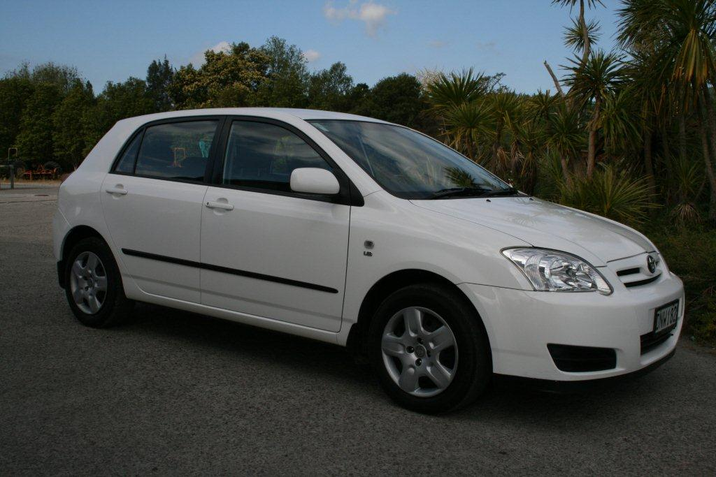 Toyota Corolla 2006 Manual