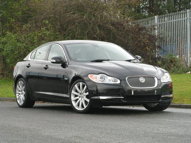 Jaguar XF V6 2008