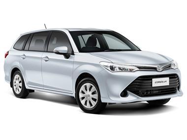 Toyota Corolla Wagon 2015