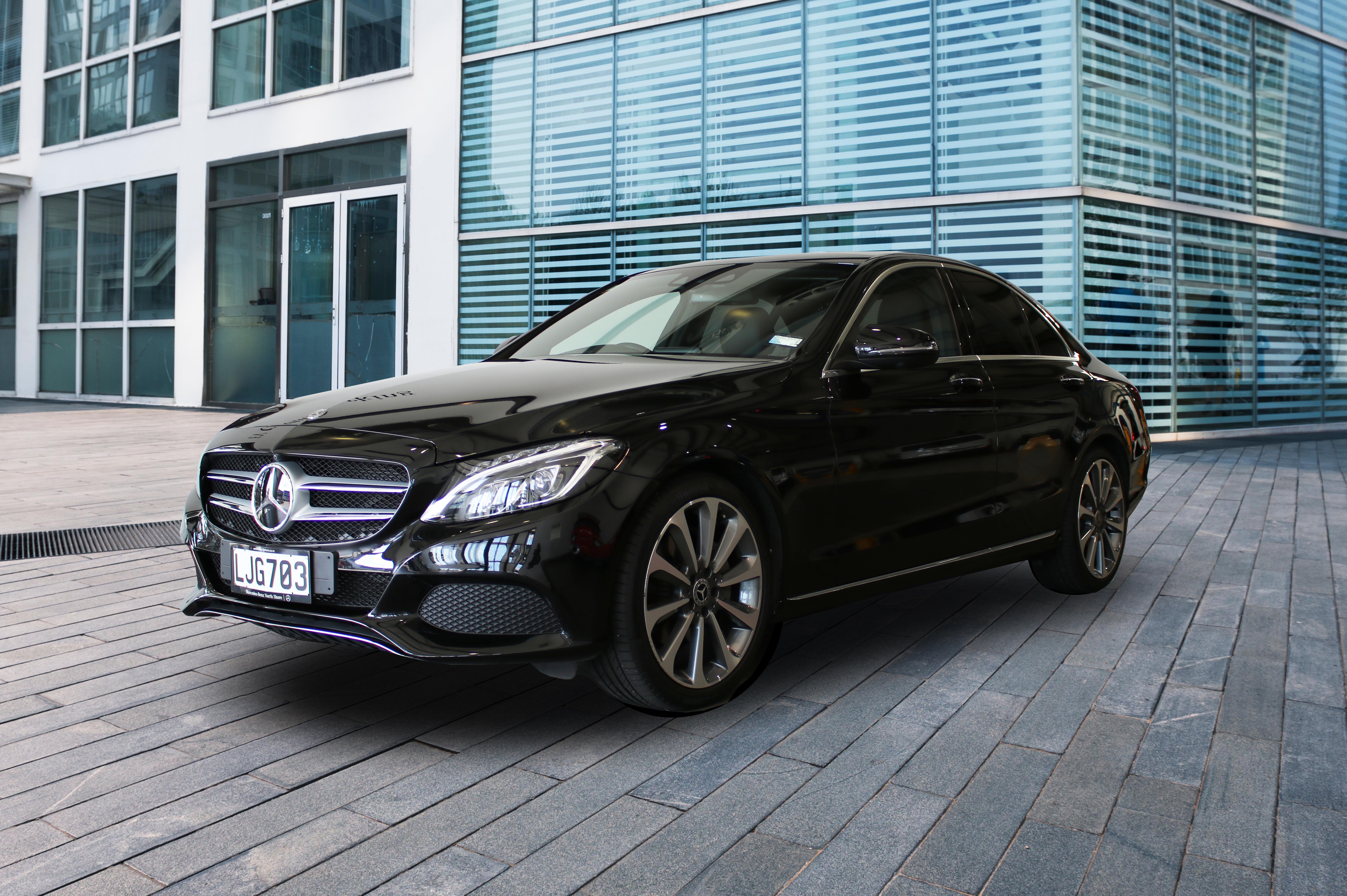 Mercedes-Benz C 250 Sedan 2018